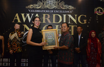The Winner Indonesia 2018 Award – April 2018, Aston Denpasar Hotel & Convention Center