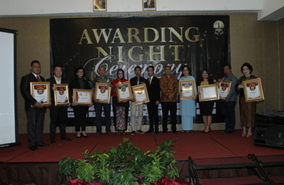 Indonesia Inspiring Bussines & Womens Award Winner 2018 – March 2018, Hotel Amaroossa
