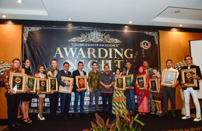 Celebration Of Excellence Awarding Night Ceremony 27 Aprill 2018, Aston Denpasar Hotel&Convention Center – Bali