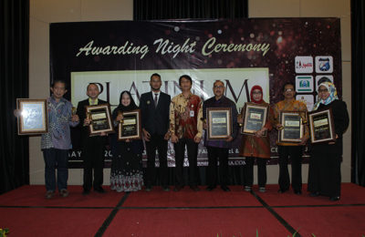 Awarding Night Ceremony Platinum Specialist Event  Award 5 Mei 2017, Aston Priority Simatupang Hotel & Conference Center – Jakarta